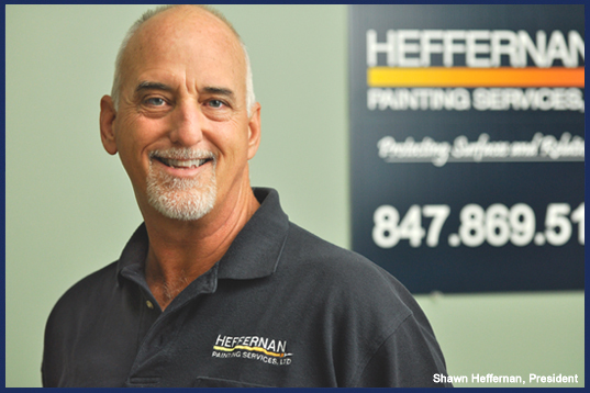 About Heffernan Painting Services Winnetka, IL 60093